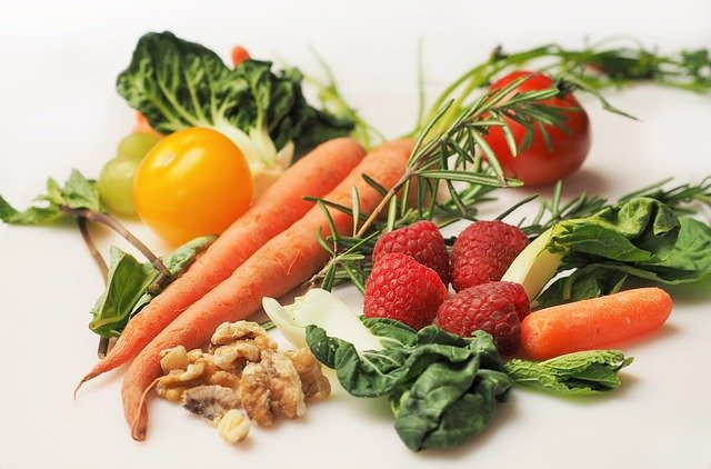 Alimentos orgánicos se producen en la agricultura biodinámica