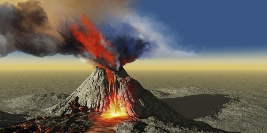 Cómo funciona un Volcán: Su origen, Características y Tipos de volcanes